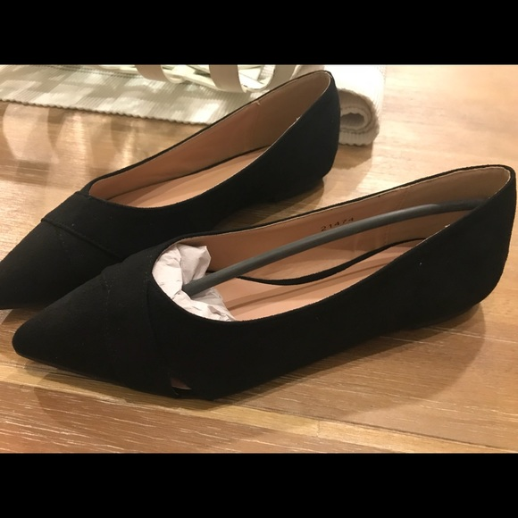 Journee Collection Shoes | Black Winslo